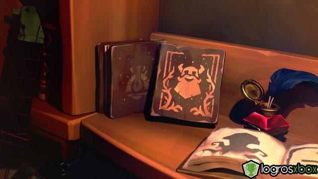 Has descubierto el último mensaje de Glitterbeard.