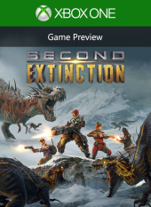 Portada de Second Extinction