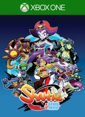 Portada de Shantae: Half-Genie Hero
