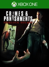 Portada de Sherlock Holmes: Crimes and Punishments Redux