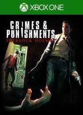Portada de Sherlock Holmes: Crimes and Punishments
