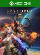 Portada de Skyforge