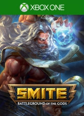 Portada de SMITE: Battleground of the Gods