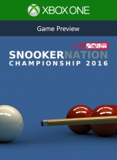Snooker Nation Championship (Game Preview)