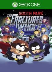 Portada de South Park Retaguardia en Peligro