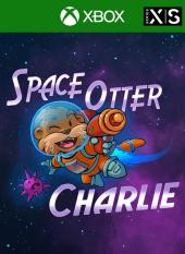 Portada de Space Otter Charlie