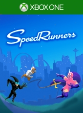 SpeedRunners Games With Gold de junio
