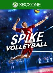 Portada de Spike Volleyball