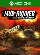Portada de Spintires: MudRunner