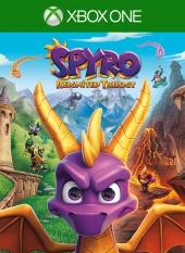 Portada de Spyro Reignited Trilogy