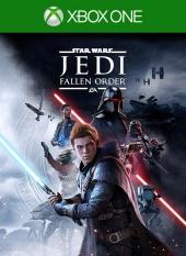 Portada de Star Wars Jedi: Fallen Order