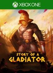 Portada de Story of a Gladiator