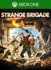 Portada de Strange Brigade