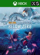 Portada de Subnautica: Below Zero