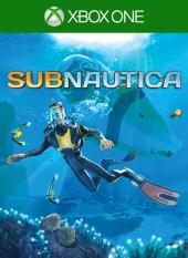 Portada de Subnautica