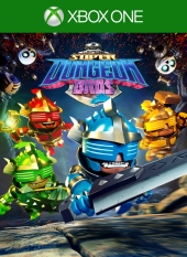 Portada de Super Dungeon Bros