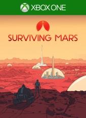 Portada de Surviving Mars