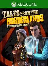 Portada de Tales from the Borderlands
