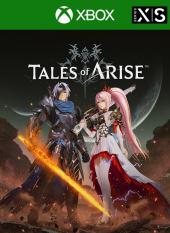 Portada de Tales of Arise