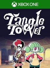 Portada de Tangle Tower