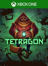 Portada de Tetragon