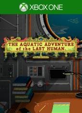 Portada de The Aquatic Adventure of the Last Human