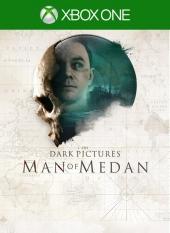 Portada de The Dark Pictures Anthology: Man Of Medan