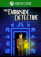Portada de The Darkside Detective