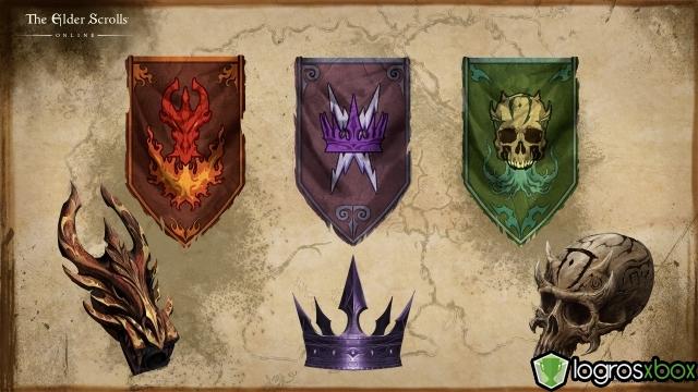 Feuerdrachen, Sturmfürsten und Grubendämonen tragen den ewigen Kampf um ihre Relikte aus.