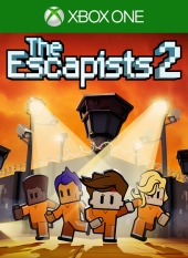 Portada de The Escapists 2