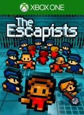 Portada de The Escapists