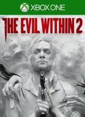 Portada de The Evil Within 2