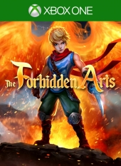 Portada de The Forbidden Arts