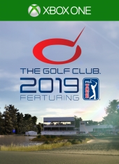Portada de The Golf Club 2019 Featuring the PGA TOUR