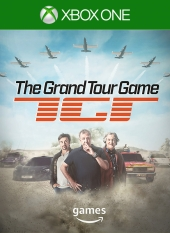 Portada de The Gran Tour Game