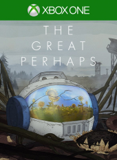 Portada de The Great Perhaps