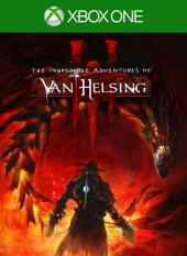 Portada de The Incredible Adventures of Van Helsing III