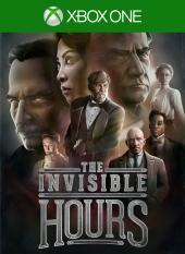 Portada de The Invisible Hours
