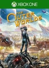 Portada de The Outer Worlds