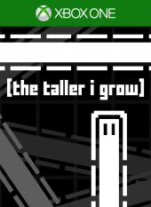 Portada de The Taller I Grow