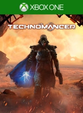Portada de The Technomancer