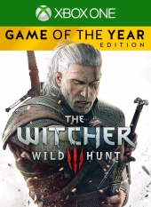 Portada de The Witcher 3: Wild Hunt – Game of the Year Edition