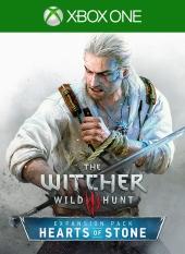 Portada de DLC The Witcher 3: Wild Hunt – Hearts of Stone