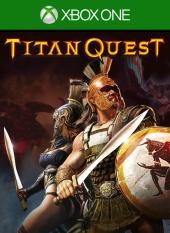 Portada de Titan Quest