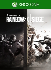 Portada de Tom Clancy's Rainbow Six: Siege