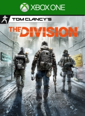 Portada de Tom Clancy's The Division