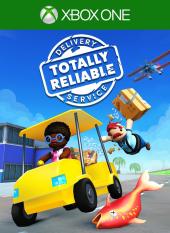 Portada de Totally Reliable Delivery Service