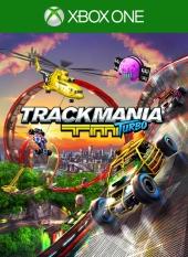 Portada de Trackmania Turbo