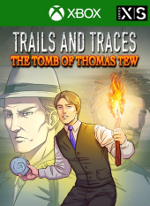 Portada de Trails and Traces: The Tomb of Thomas Tew