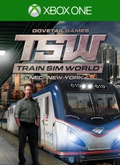 Portada de DLC Train Sim World®: Northeast Corridor